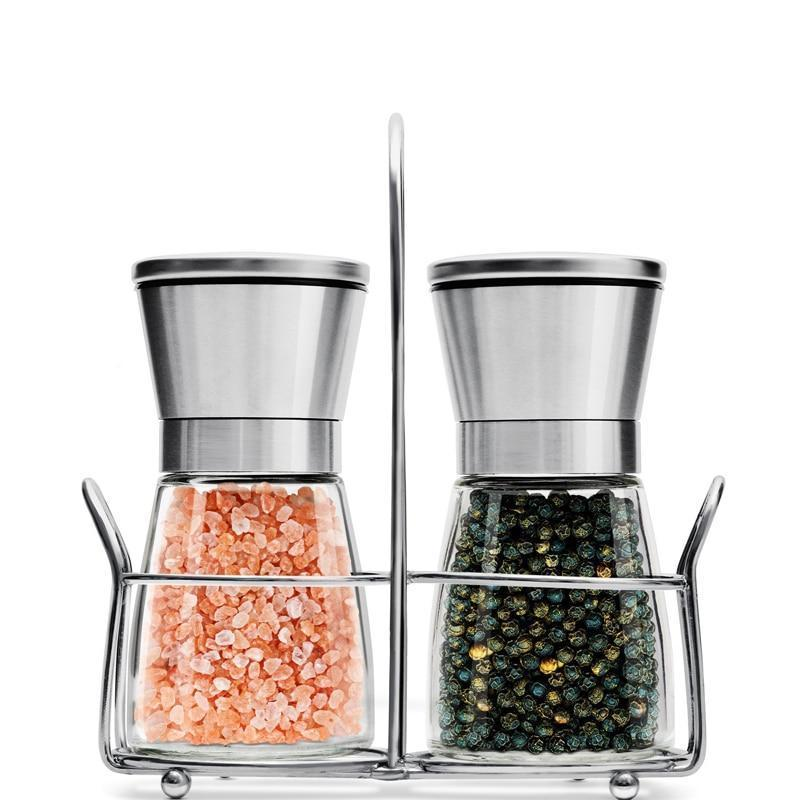 Salt N' Pepper Dispenser Set - TEROF