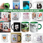 Life is Short Corgi Mug - TEROF