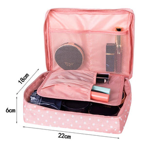 Beauty Essential Travel Bag - TEROF