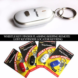 Whistle Response Key Finder - TEROF
