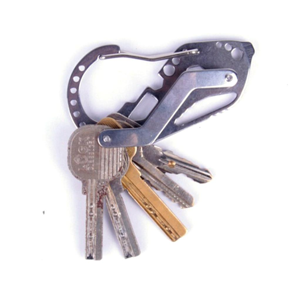 Stainless Steel Key Holder - TEROF