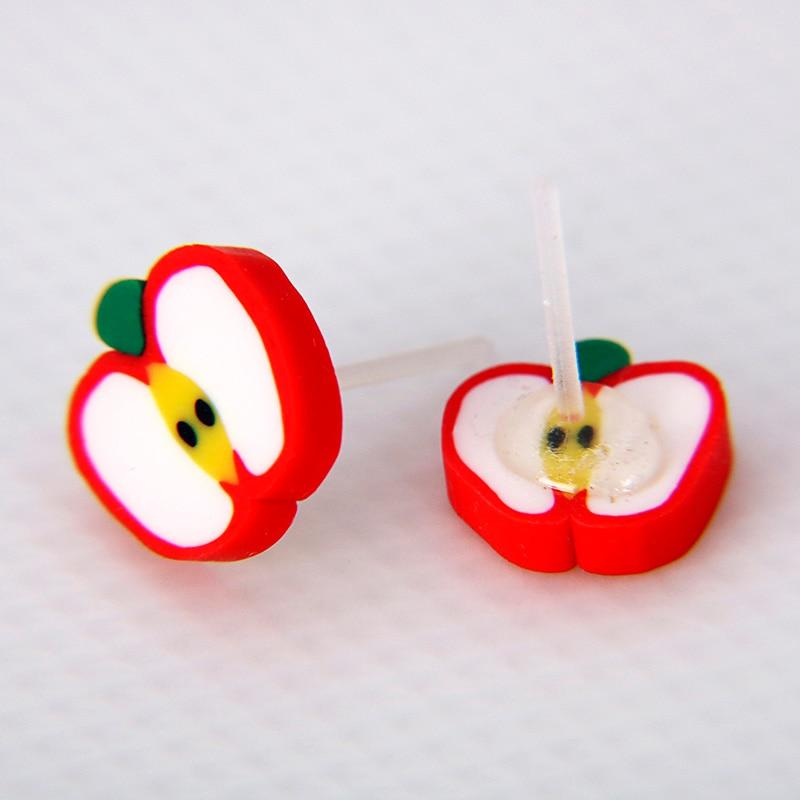 Clay Stud Children Earrings - TEROF