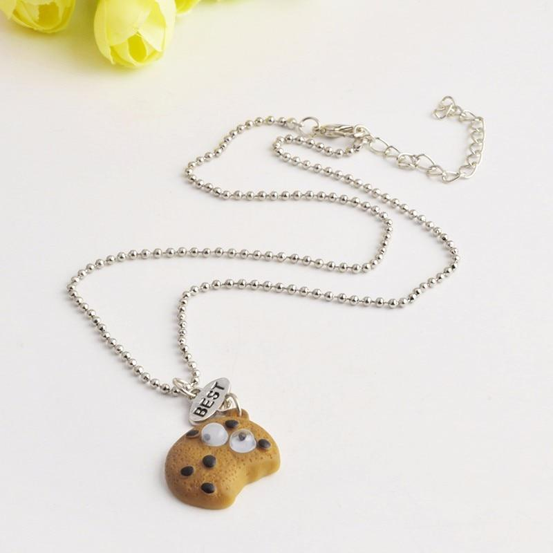 Cookies and Milk Necklace - TEROF