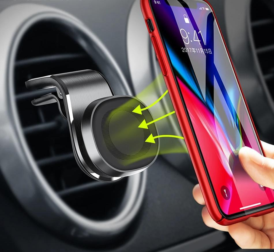 Magnetic Phone Holder - TEROF
