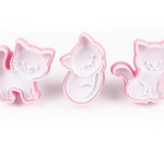 Kitty Cookie Cutter Set - TEROF