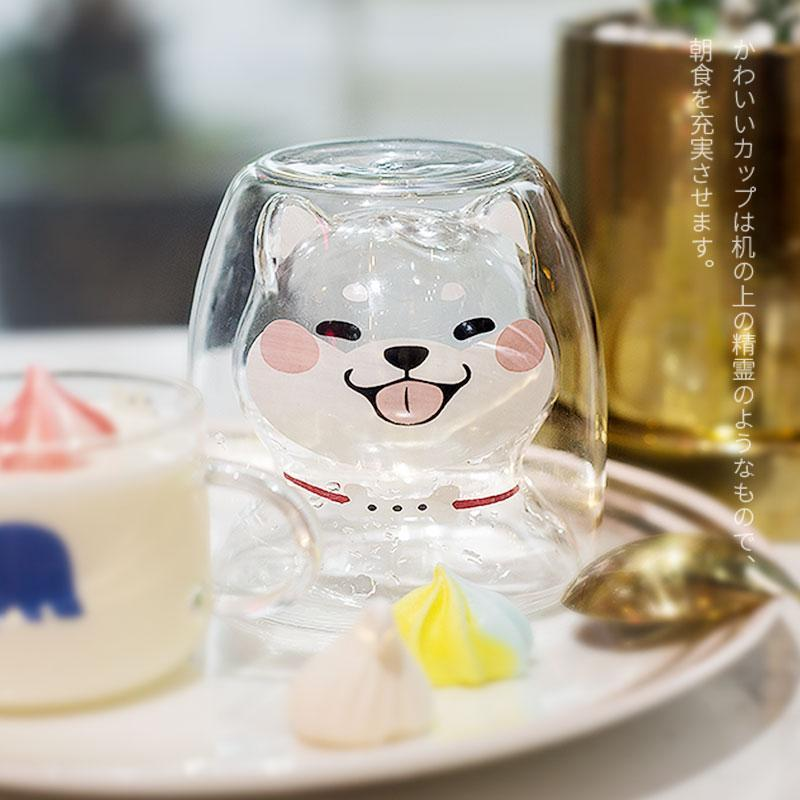 Double-Glass Doggy Cup - TEROF