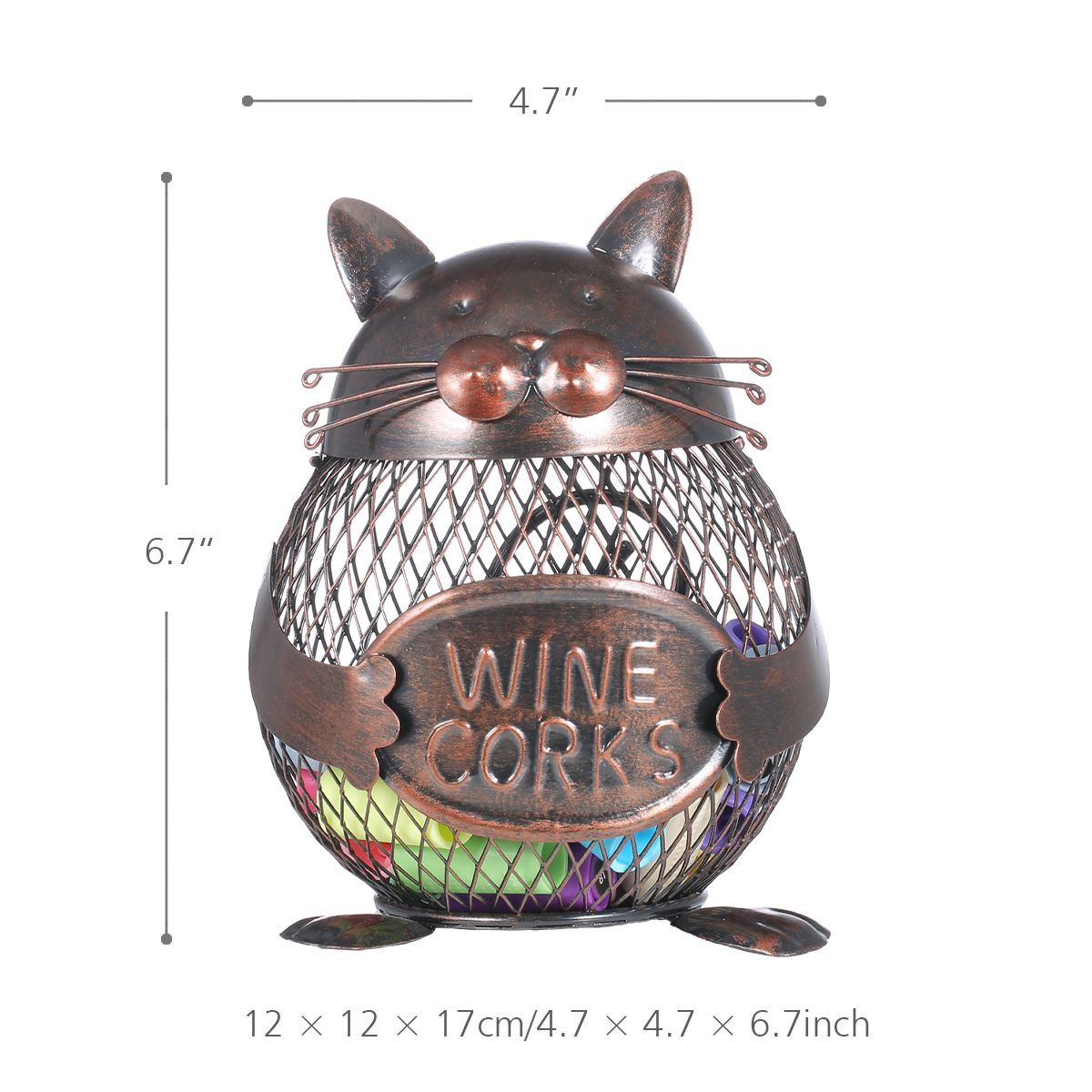 Wine Cork Cat - TEROF