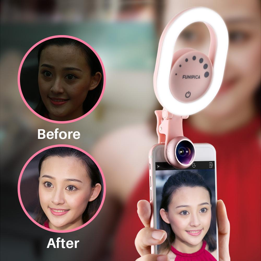 Phone Perfect Selfie Light - TEROF