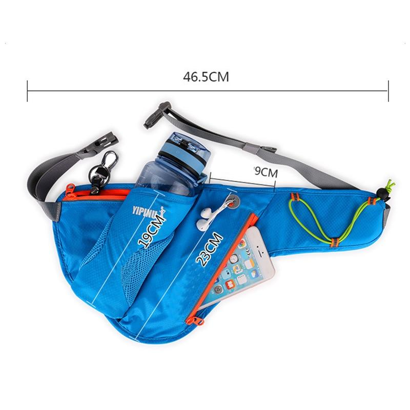 Running Belt Accessory Pouch - TEROF