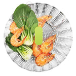 Collapsible Food Steamer Basket - TEROF