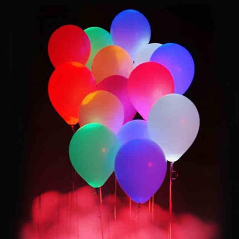LED Light Balloons - TEROF
