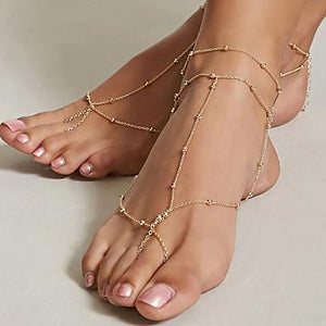 Beautiful Barefoot Bracelet - TEROF