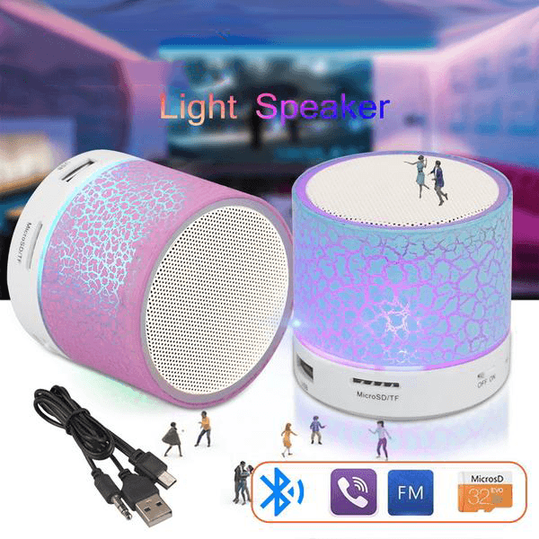 Wireless Boomer Speaker - TEROF