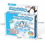 Mini Ice Breaking Penguin Trap Game - TEROF