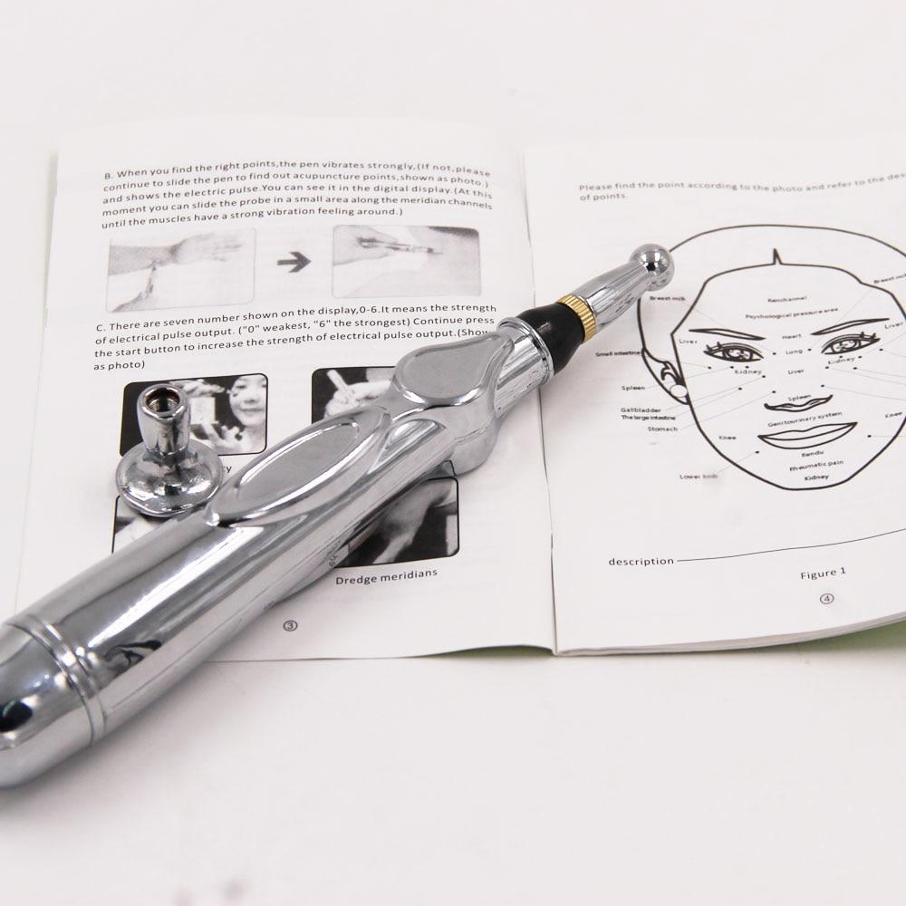Electric Acupuncture Energy Pen - TEROF