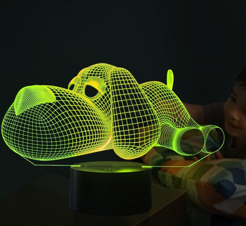 3D Doggy Light - TEROF