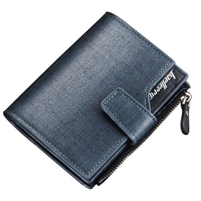 Men Microfiber leather fashion Top quality wallet - wallets - Gaghy.com