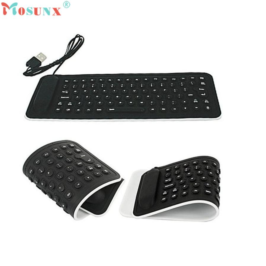 Portable USB Foldable Keyboard - TEROF