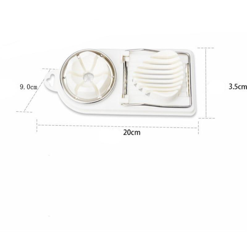 Double Hardboiled Egg Slicer - TEROF