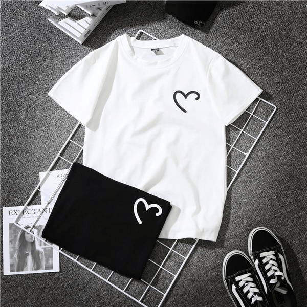 Open Heart T-Shirt - TEROF