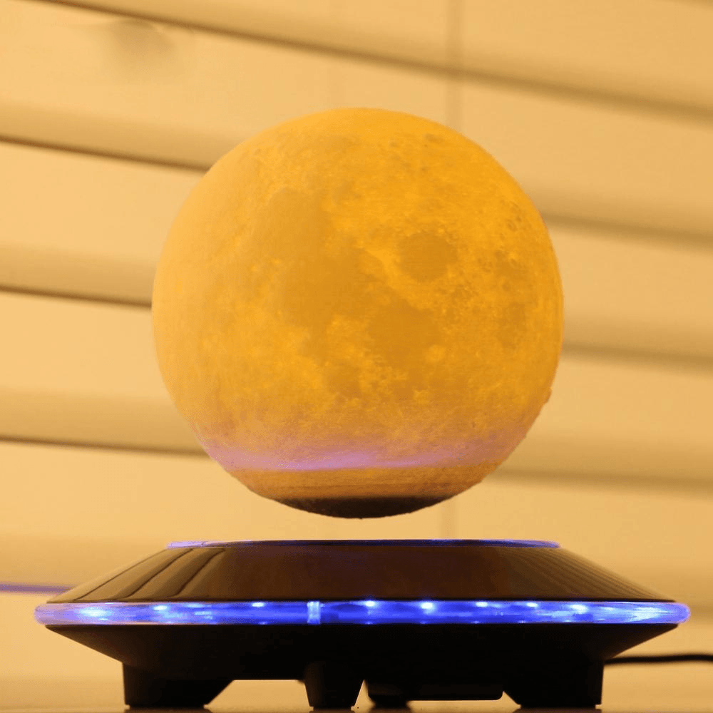 Levitating Moon Lamp - TEROF