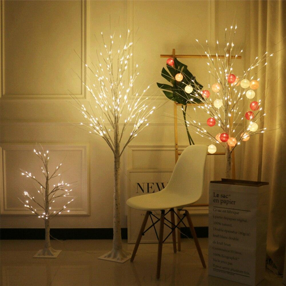 Christmas Decorations LED Tree Birch Lamp - lamp - Gaghy.com