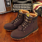 Men's Boots Fashion Super Warm Winter Shoes Outdoor Casual Snow Boots - women shoes - Gaghy.com