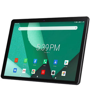10.1 inch Android 9.0 Tablets Octa Core Google Play 3g 4g LTE GPS WiFi Bluetooth Tempered Glass