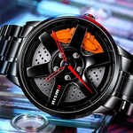 GTR Nismo 3D Wheel Rim Watch
