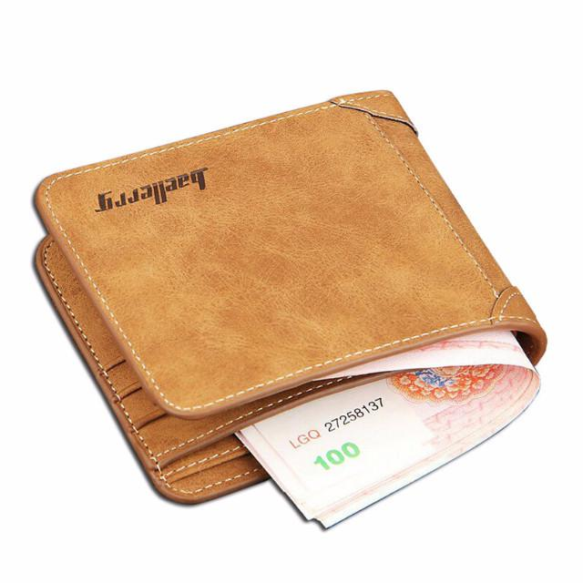 High Quality Soft Leather wallet men vintage style - women bags - Gaghy.com