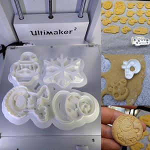 Blurolls Ultimaker 2 Extended+ 3D printer DIY full kit/set (not assemble) - gadget - Gaghy.com