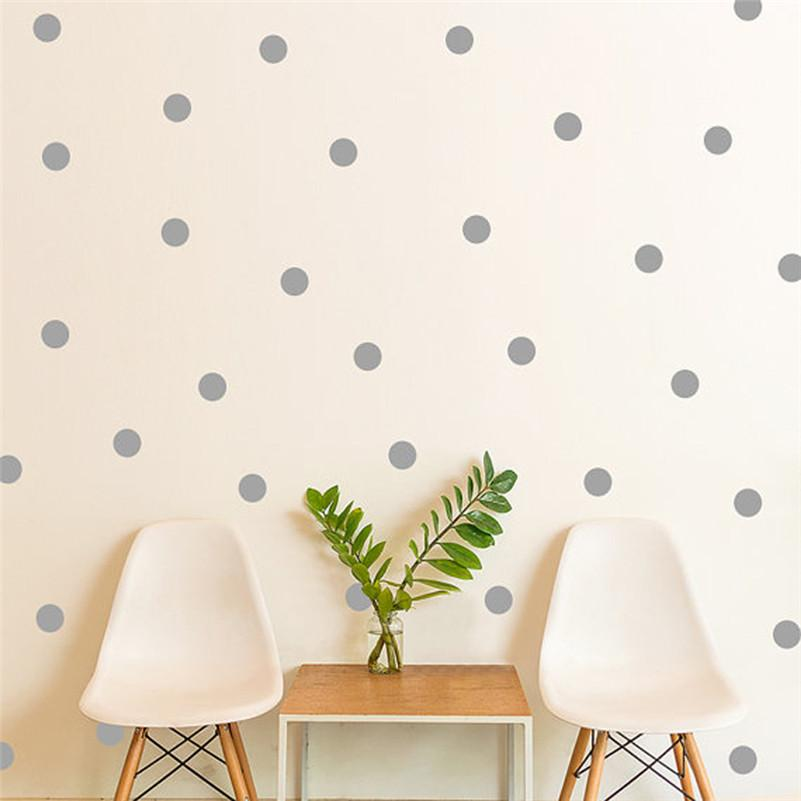 20pcs/54pcs Mini Polka Dots Wall Sticker - wall sticker - Gaghy.com