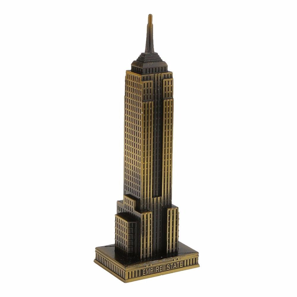 NEO Antique Bronze American Empire State Building - antiques - Gaghy.com