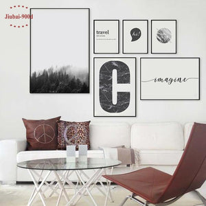 900D Posters And Prints Wall Art Canvas Painting - wall art - Gaghy.com