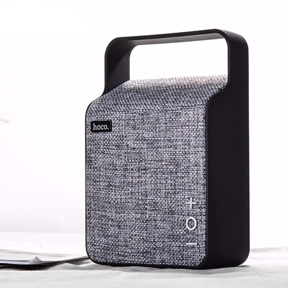 HOCO Portable Wireless  Bluetooth Speaker - gadget - Gaghy.com