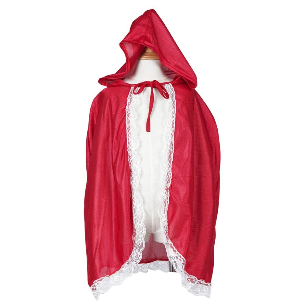 Little Red Riding Hood Carnival Halloween Costume - halloween - Gaghy.com