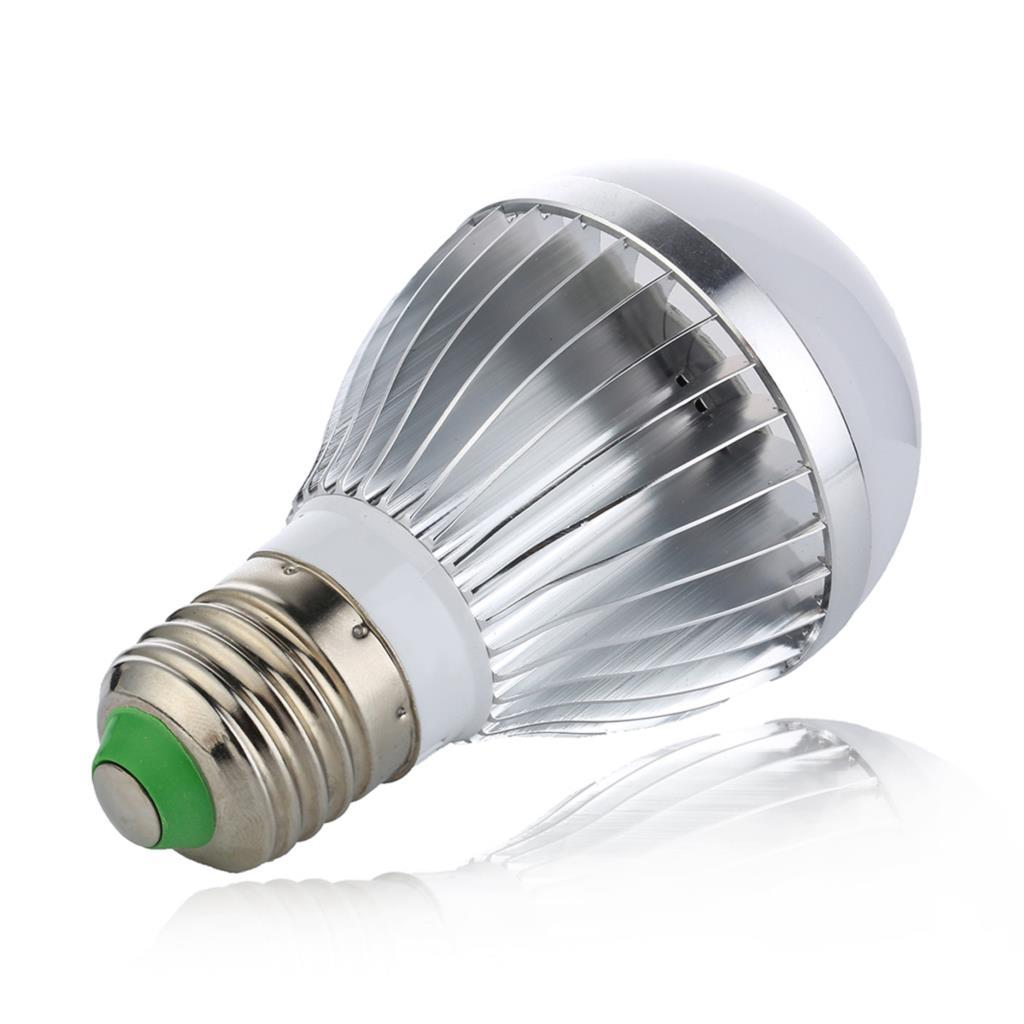 High Brightness Warm/Cold White Lampada E27 5W LED Lamp - led light - Gaghy.com