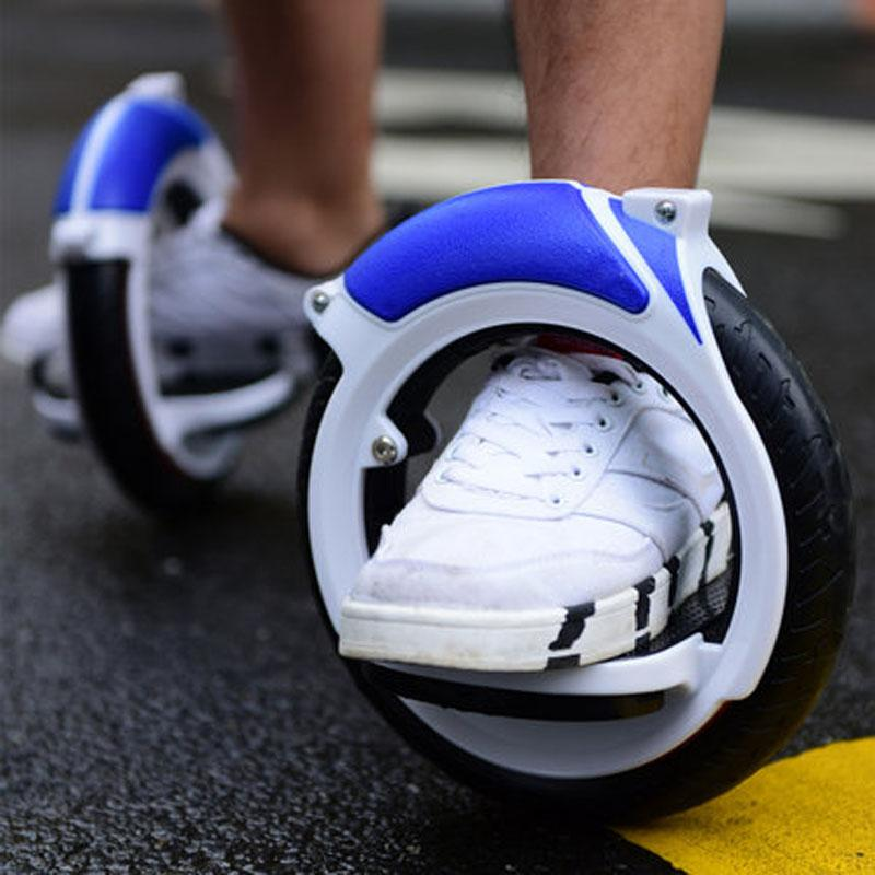 Track Roller Skate Freestyle Stunt Scooter 2Wheels Balancing Skateboard - gadget - Gaghy.com