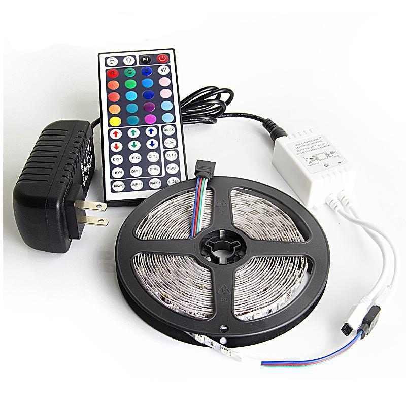 LED Strip Lights kit with Wireless Remote Controller - gadget - Gaghy.com