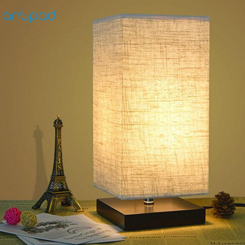 Artpad Japanese Tatami Style Simple Table Lamps - decor - Gaghy.com
