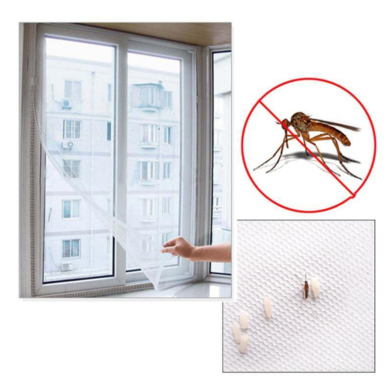 Anti Mosquito Net Mesh Curtain For Kitchen Window insect Bug Protector - Mosquito Net - Gaghy.com
