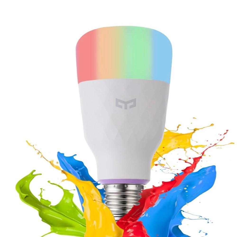 Smart LED Bulb Colorful 800 Lumens 10W E27 - smart light - Gaghy.com