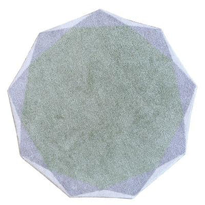 Luxury Modern Octagon Shaped Carpet - decor - Gaghy.com