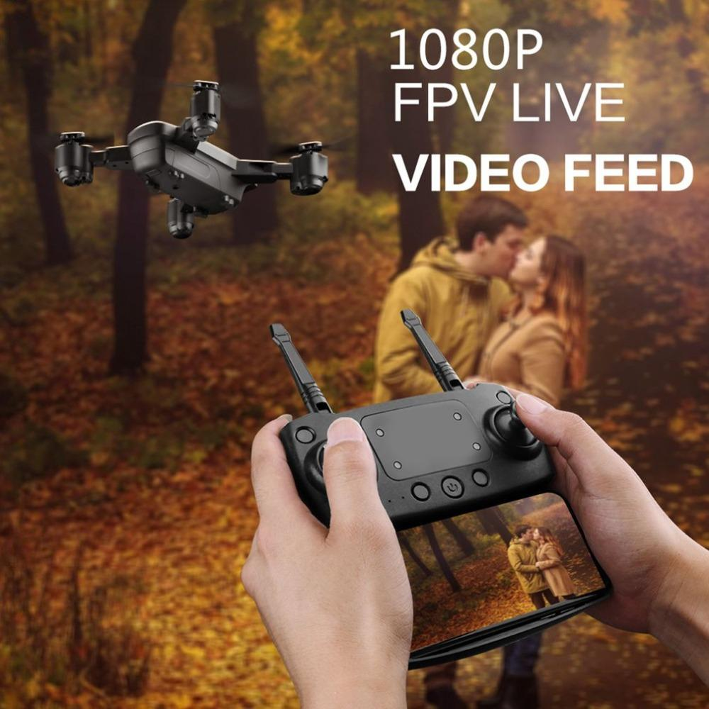 SMRC S20 FPV Drone HD 1080p Wifi Camera Hovering Folding RC Quadcopter - drone - Gaghy.com