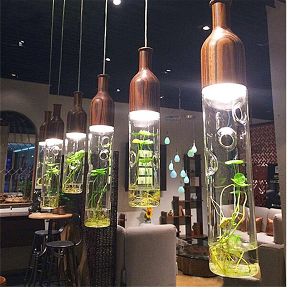 Restaurant Bar Aquarium Glass Lamps Hanging Fixtures - pendant lamp - Gaghy.com