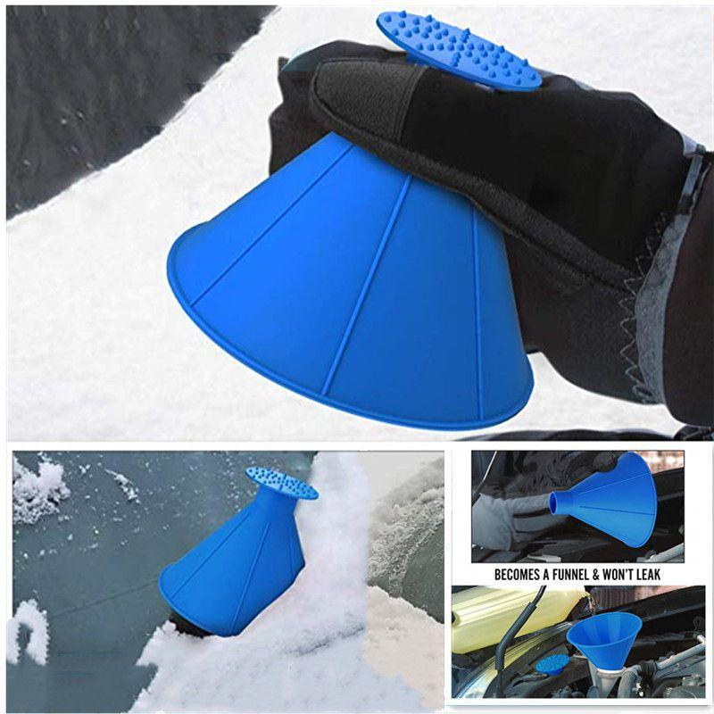 Gaghy Magic Snow/Ice Scraper