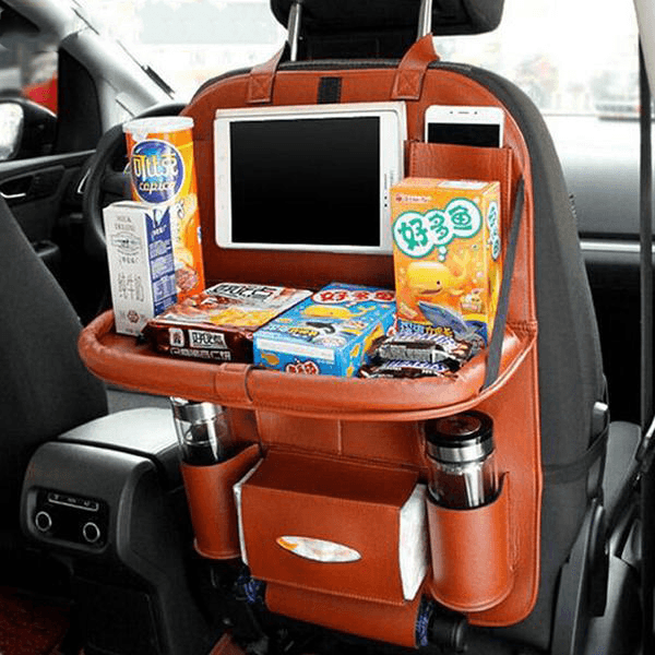 Car Organizing Seat Saver - TEROF