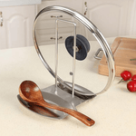 Stainless Steel Utensil Stand - TEROF