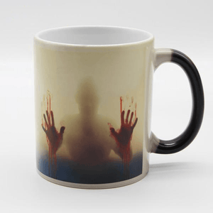 Heat-Reacting Undead Mug - TEROF