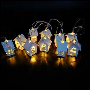 LED House Fairy Lights - TEROF